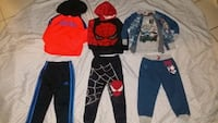 Boys assorted clothes size 3t  Oshawa, L1J