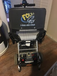 Fold and Go Scooter