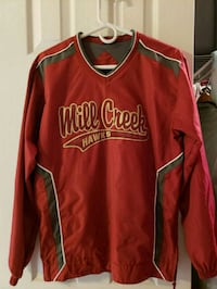Holloway XS Mill Creek lined Pullover Buford, 30519