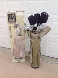 Very Nice 16 Piece Right Handed Golf Club Set used 1 time Still Look NEW Colorado Springs, 80918
