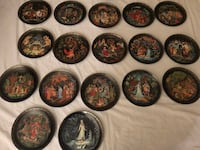 Bradford Exchange Russian Legends & Fairy Tales Collector Plates  Middletown, 07737