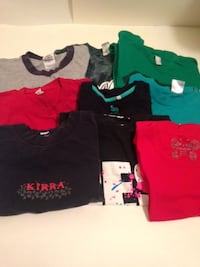 50 Cents ea: T's - Small, Med, Lg + More - Most Brand New (also have few XL) Katy