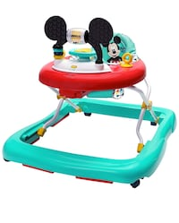 baby's green and red walker Wasco, 93280