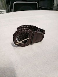 Brown Braided Belt Markham, L3R 3L2