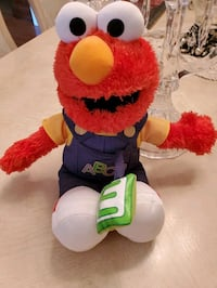 Elmo - Fisher Price Plush ABCDE stuffed animal Gastonia