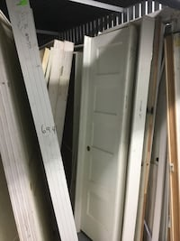 "22/80"" 5 PANEL PARTIALLY PREHUNG DOOR Philadelphia, 19148"