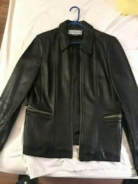 Genuine women's leather jacket large Agawam, 01001