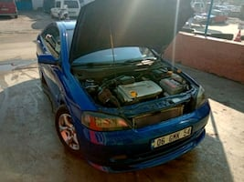 2003 Opel Astra COUPE 1.6 16V
