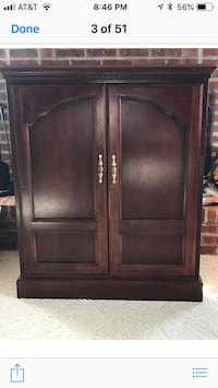 QUALITY MADE TV CABINET HOOKER BRAND South Charleston, 25309