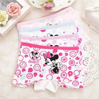 4 pcs/lot Children's cotton underwear size 3t $6 Manteca, 95336