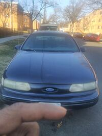 1993 Ford Taurus Washington