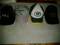 8 different assortments of hats  Balch Springs, 75180