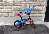 Spider-Man Children's Bicycle Vaughan, L4H 3W8