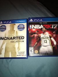 25.00$ for these 2 games together!! need gone in good condition  Port Moody, V3H 2K3