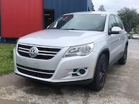 2011 Volkswagen Tiguan Sunroof & Navi GUARANTEED CREDIT APPROVAL Des Moines