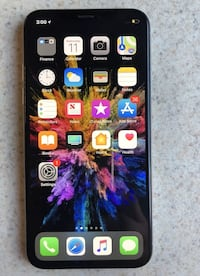 Apple iPhone X Silver 256GB MQAN2LL/A Unlocked A1977 Silver Spring, 20906