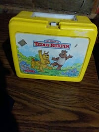 Teddy Ruxpin lunch box Alanson, 49706
