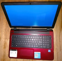 HP 16 inch Laptop