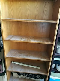 Bookcase 6 ft High 3 ft wide El Paso, 79936