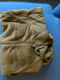 Army Fleece (Cyote Brown) (Large) Falls Church, 22043
