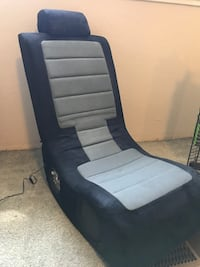 Black and gray gaming chair  Modesto, 95354