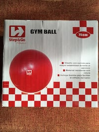 Gym ball Ripollet, 08291