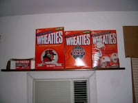 Wheaties and cookie boxes Henderson, 89002