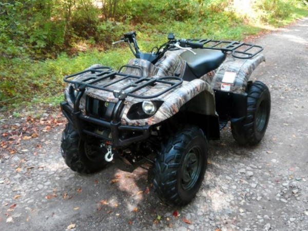 Yamaha Grizzly 660 >> 2007 Yamaha Grizzly 660 4x4 Atv Outdoorsman Special Edition