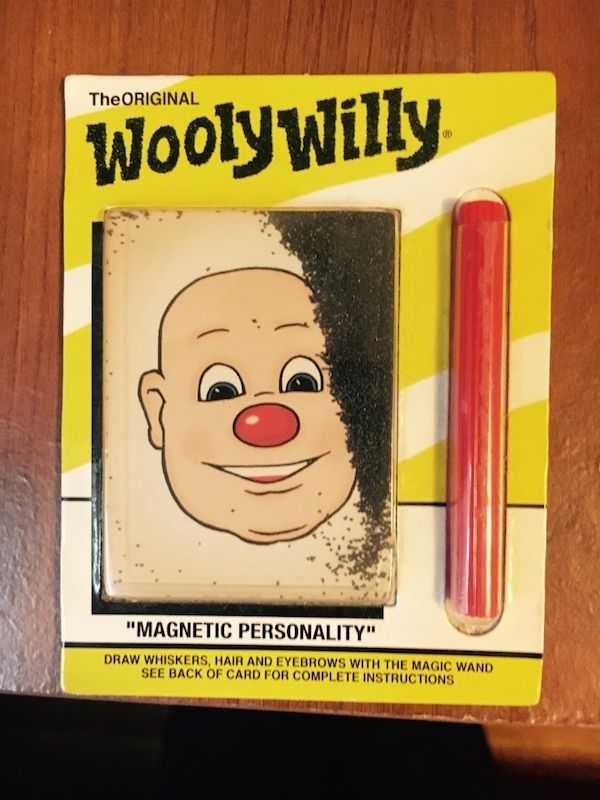 a25a567692b Used New Original Wooly Willy
