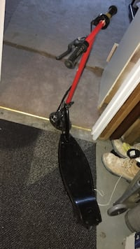 Black/red razor electric scooter Calgary, T2A 5S6