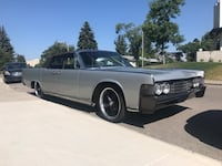 Lincoln - Continental - 1965 Calgary