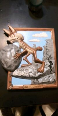 Wille coyote from warner brothers
