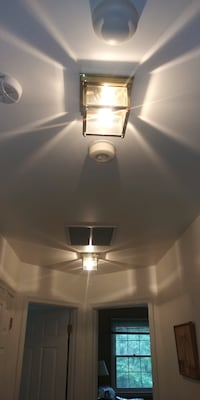 Beautiful Ceiling lights for only $10 each have 2.!!. Hyattsville, 20782
