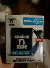 Charge and ride 6 volt new Jasper, 30143