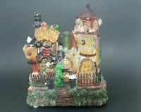 "Halloween Ceramic ""Candy Factory"" Haunted House Ellicott City, 21043"