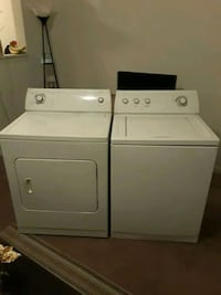 Whirlpool washer and dryer  Fayetteville, 28314