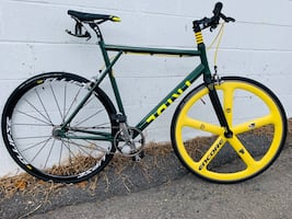 Tribe Messenger Single speed