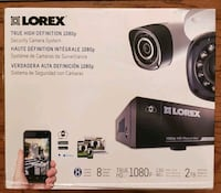 Lorex 8 Camera 1080 Security System