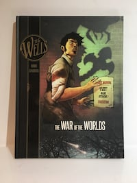 The war of the world's graphic novel