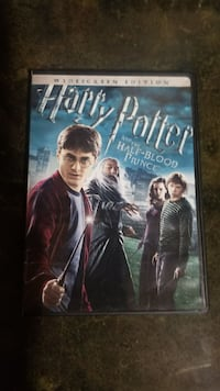Harry Potter and the half blood prince Elkhart, 46514