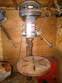 TRADEMASTER DRILL PRESS Brownsville, N0L 1C0