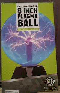 "Plasma ball 8"" Fort Myers, 33967"