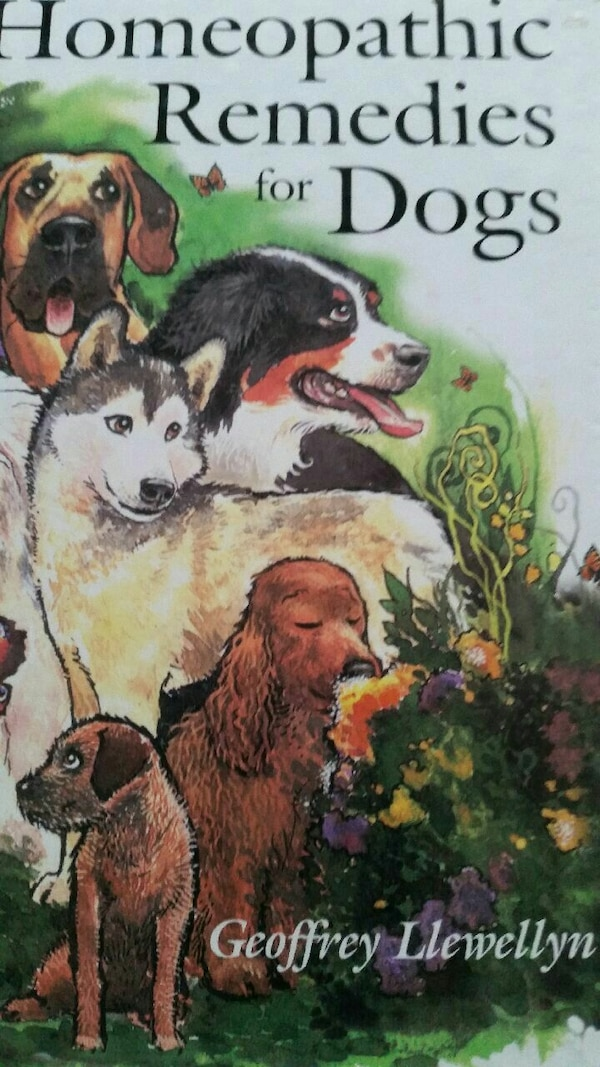 Homeopathic Remedies for Dogs book