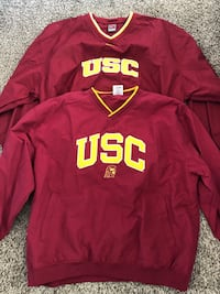 USC Nike Pullovers - Two - Both XL Irvine, 92602
