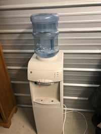 Water cooler + re-useable bottles Livermore