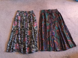 Two Marks & Spencer Skirts