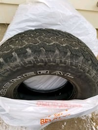 4 Tires for sale Spruce Grove, T7X 1A5