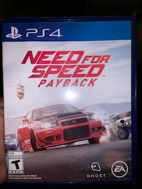 PS4: Need For Speed Payback  Washington, 20020
