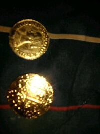 Spanish gold doubloon Brownwood, 76801