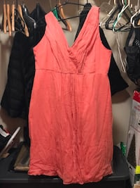 J. Crew coral bridesmaid dress Silver Spring, 20906